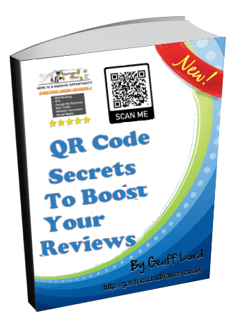 How to get reviews using QR Codes
